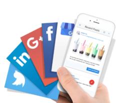 social media post boost